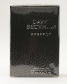Coty Beckham Respect EDT Cologne 90ml