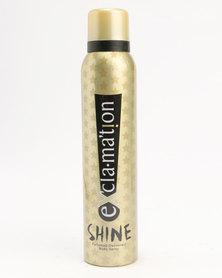 Coty Exclamation Shine Body Spray 150ml