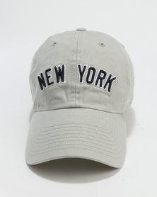 47 Brand 47 Clean Up New York Cap Grey