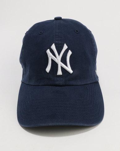 d1e44cf91fdb5 47 Brand 47 Clean Up New York Cap Blue