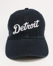 47 Brand 47 Clean Up Detroit Cap Blue