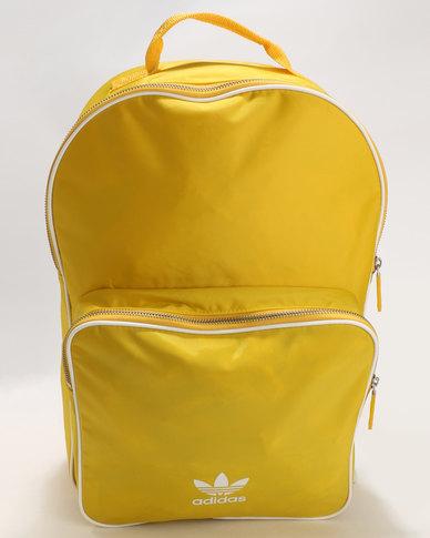 ff0bd48b30b adidas BP Classic Adicolour Tribe Yellow | Zando