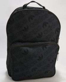 adidas Classic Backpack Trefoils Black