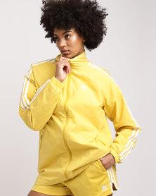 adidas Stadium Jacket Corn Yellow