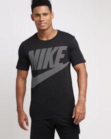 Nike Mens Nike Sportswear GX Tee Black