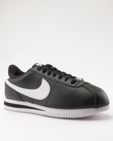 online retailer 35858 58bf7 Nike Cortez Basic Leather Sneakers Multi