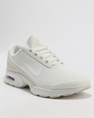 Nike Air Max Jewell Leather Summit WhiteMtlc Summit Wht Light Bone