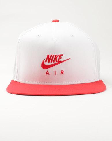 f485d663e27979 Nike U NSW Cap Pro Nike Air White