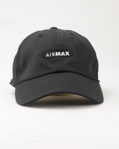 Nike Sportswear Air Max Cap Black  faa8df22e41