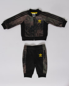 adidas I Graphic Superstar Tracksuit Multi