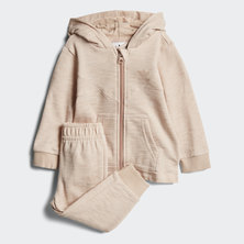 French Terry Hoodie Set