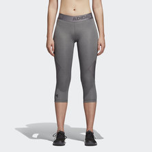 ALPHASKIN SPRT TIGHT 34 HEATHER