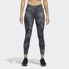 How We Do 7/8 Printed Tights