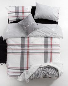 Pierre Cardin Halstead Double Bed Set Multi