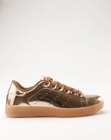 Madison Amiee Sneaker Rose Gold