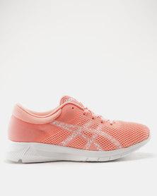 Asics Performance Nitrofuze Sneaker Pink/White