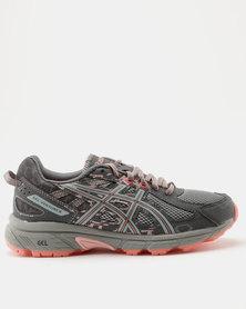 Asics Performance Gel-Venture 6 Women's Running Shoe Grey