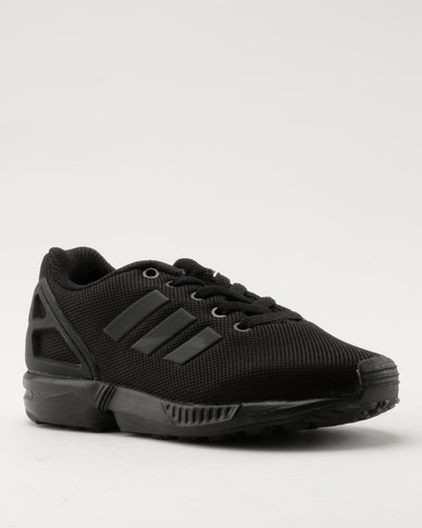low priced f536b 480dc adidas ZX Flux J Black   Zando