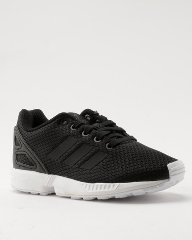 low priced 3da10 a0b23 adidas ZX Flux Black