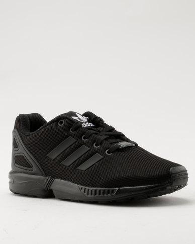 dc2caaa5103e6 adidas ZX Flux Black
