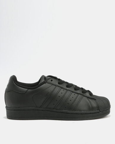 adidas Superstar Foundation J Sneakers Black