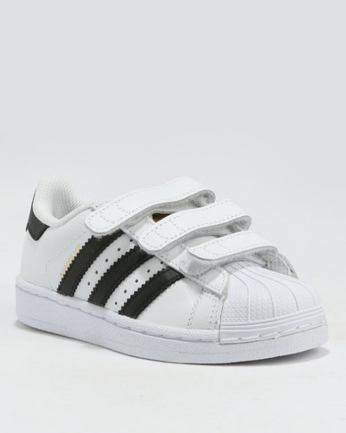 f5202960cc3143 adidas Superstar Foundation CF Core Sneakers White
