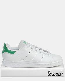 adidas Stan Smith J Sneakers White