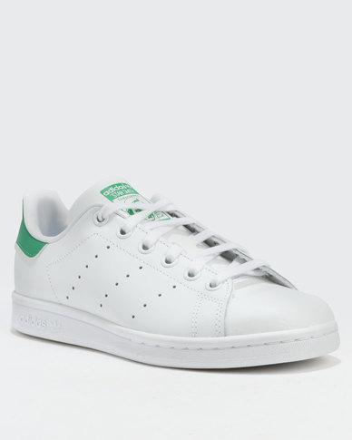 c9db959a70e adidas Stan Smith J Sneakers White