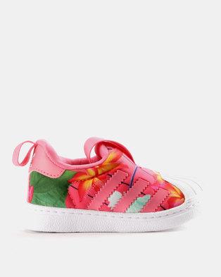 adidas Superstar 360 C Chalk Pink S18/Chalk Pink S18/FTWR White