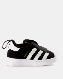 aade5f1f595a adidas Superstar 360 C Core Black FTWR White FTWR White