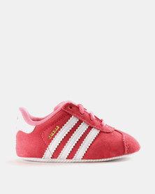 adidas Gazelle Crib Chalk Pink S18/FTWR White/FTWR White