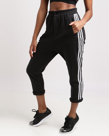 adidas Styling Compliments Pants Black