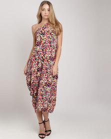 Michelle Ludek Zara Dress Smartie Print Multi