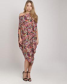 Michelle Ludek Bella Dress Smartie Print Multi