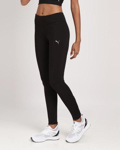 64d97236f6cdde Puma Performance Women's Core-Run Long Tights Black | Zando