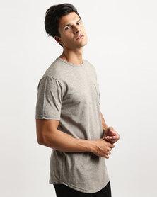 Quiksilver Jove T-Shirt Tarmac