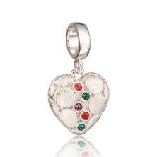 Dhia Jewellery Heart Charm Pendant