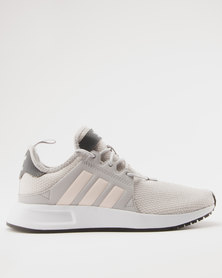 adidas X_PLR J Two F17 Trainers Orchid Tint/White