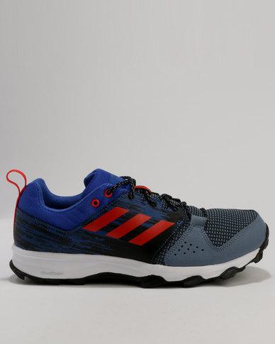 adidas Performance Galaxy Trail Run Blau  