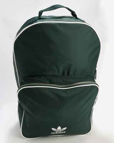 adidas Backpack Classic Adicolour Green Night