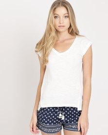 Women'secret Pajama Set Multi