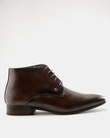 Mazerata Magio 2 Formal Boot Choc