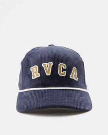 RVCA Collective Cap Blue
