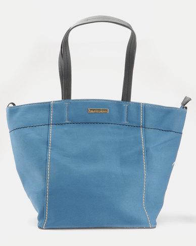 Blackcherry Bag Tote Bag Denim Blue