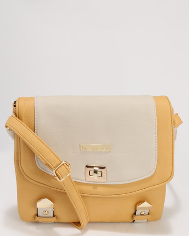 Blackcherry Bag Crossbody Bag Yoke Yellow