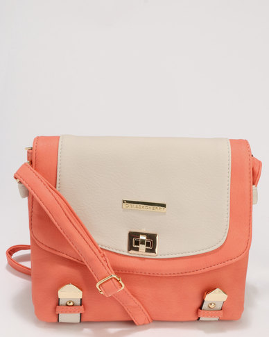 Blackcherry Bag Crossbody Bag Salmon