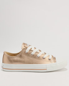 Soviet Viper Low Sneakers Rose Gold