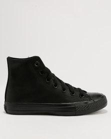 Soviet Viper Hi Sneakers Black Mono