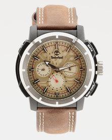 Timberland Edgewood Watch Brown/Blue