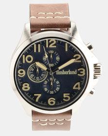 Timberland Brenton Watch Brown